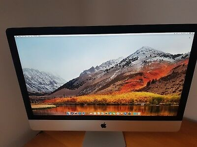 Apple iMac 27 inch (late 2013)