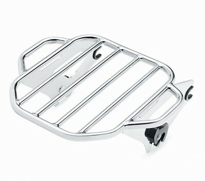 Detachable Harley Two-Up Rear Carrier Luggage Rack Road King Roadking 50300054A