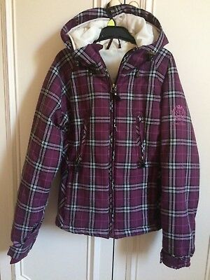 Womens Betty Rides ski jacket size 8/XS