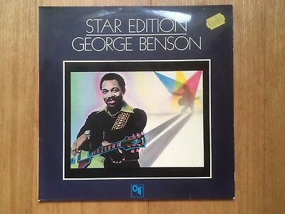 GEORGE BENSON - STAR EDITION Gatefold 2LP 0083 002 CTI ...best