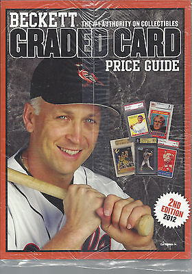 Cal Ripken Jr. Collectors Lot #3 Beckett Graded Guide Investors Jr & Reg Beckett