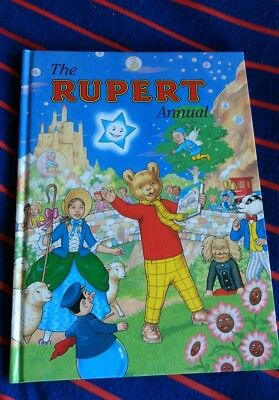 Rupert annual no 61.very good condition. Printed 1996