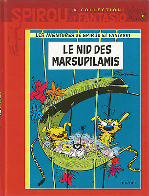 La collection Spirou et Fantasio 09 - Le nid des marsupilamis