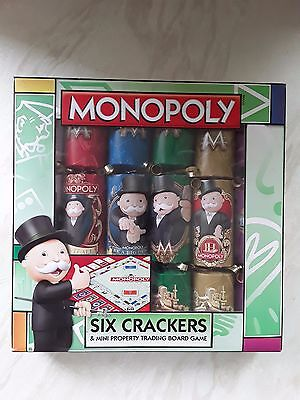 Monopoly Crackers (New Boxed)