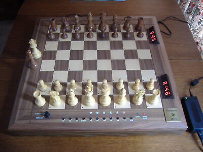 Chess Computer New Elite Avante Garde Premiere