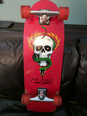 Old School Powell Peralta Mike McGill Skateboard