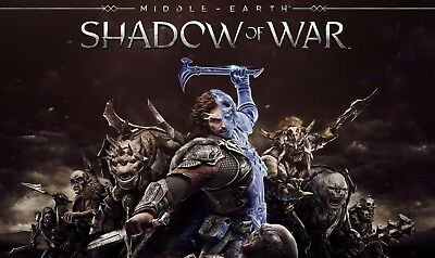 Middle-Earth: Shadow of War PC STEAM WORLDWIDE