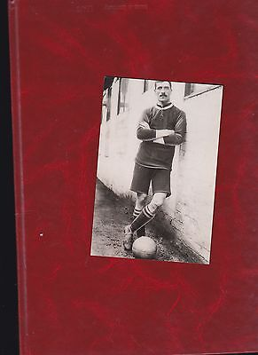 Billy Meredith Manchester United postcard official club issue in 1994
