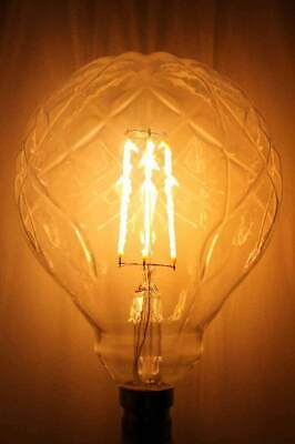 LED Crystal Light Bulb - Clear 5W 2700K by Fat Shack Vintage