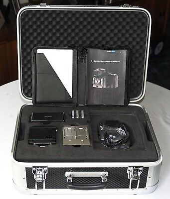 Phase One P20 Ultimate Kit Hasselblad V Mount Lux Case All Accs + Extras Minty!