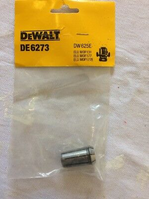 "Dewalt/ Trend Router 1/4"" Collet For Dw625 Or Elu Mof 177 Or Trend T11"