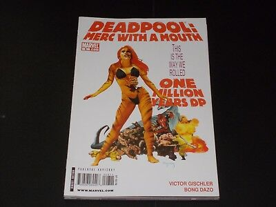 Deadpool Merc with a Mouth 8 (2010)