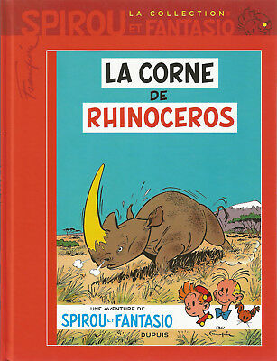 La collection Spirou et Fantasio 03 - La corne de rhinoceros