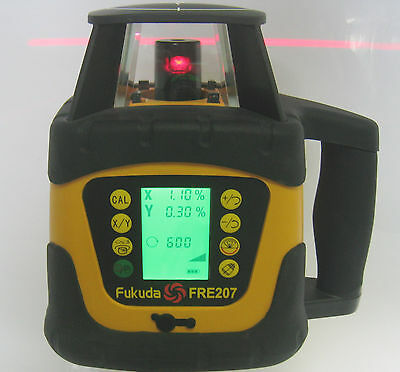 FRE207 Automatic Digital Rotary Laser Level