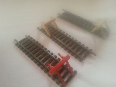 lot 3 rails heurtoirs