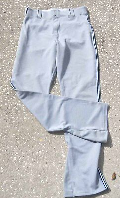 Devil Rays BJ B.J. UPTON 2007 game used worn uniform pants