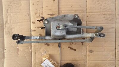 Vauxhall Astra H Complete Front Wiper Motor And Linkage Mechanism