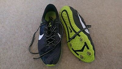 Nike rival zoom XC running spikes - size UK 5.5