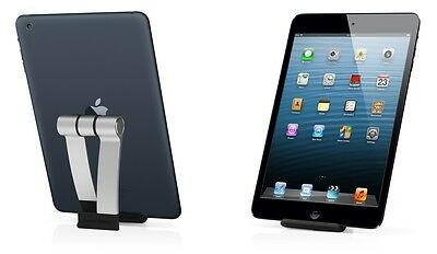 Cooler Master JAS mini Silver Aluminum Stand for iPhone, Smartphone and Tablets