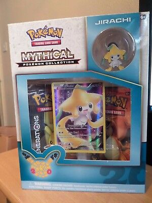 Pokemon Mythical Collection , Jirachi