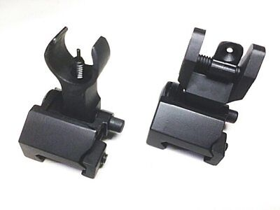 Army Force Ty Style Flip Up Front and Rear Sight Set (AF-SG015)