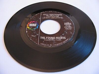 The Young Hearts - Little Togetherness / The Young Hearts Get Lonely Too - Minit
