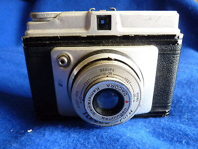 Vintage Ilford Sporti camera with Dacora lens - Germany
