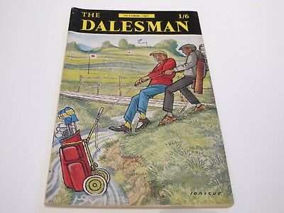 The Dalesman October 1965 Cover By Ionicus