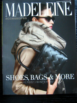 Madeleine Shoe, Bags & More Herbst/Winter 2016