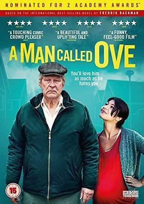 A Man Called Ove  with Rolf Lassg?rd New (DVD  2017)