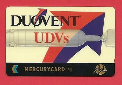 Uk - Mercury - Mer 482 - Duovent Udv,s
