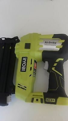 Ryobi One+ Nail Gun R18N18G 18v Cordless Air Strike 18 Gauge 2017 Model