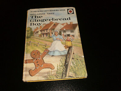 Ladybird Well Loved Tales - The Gingerbread Boy