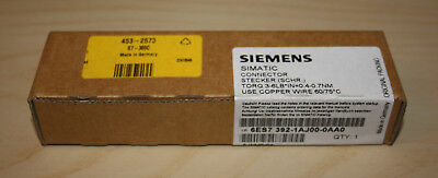 Siemens Simatic S7 Front Connector 6ES7 392-1AJ00-0AA0 E-STAND: 2 (5059-2)