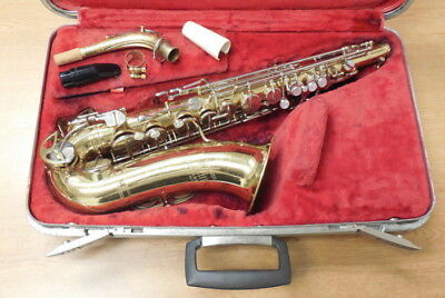 Richards Martin Alto Sax Made in USA Saxophone