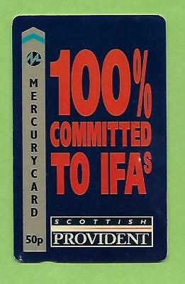 Uk - Mercury - Mer 522 - Scottish Provident