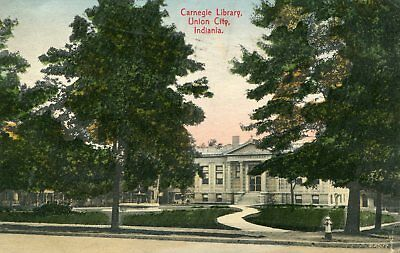 Union City, Indiana, Carnegie Library
