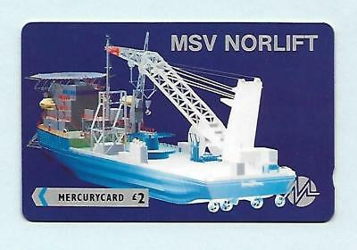 Uk -  Paytelco - Pypr 011 - Msv Norlift