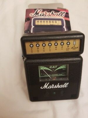 Marshall automatic tuner with packaging