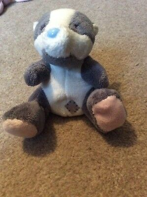 me to you - tatty teddy - blue nose friends - badger