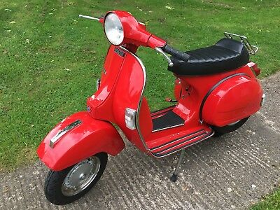 Vespa px150 mk1 1981 scooter mot piaggio px 150 not 125 180 kit dyno mark 1 p150