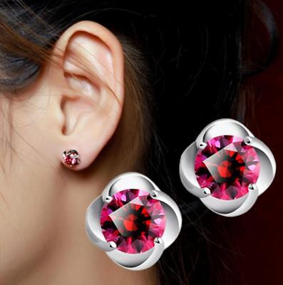 Women's Fashion 925 SILVER earrings Ear plugs and more style options