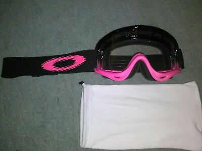 Oakley O Frame Motocross/Mtb/ offroad goggles