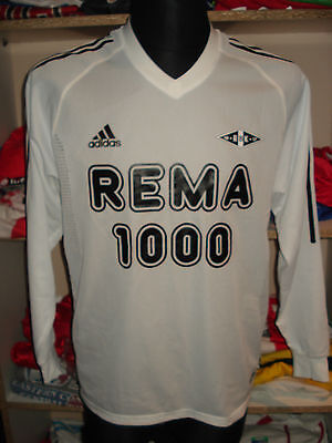 PLAYER ISSUE ROSENBORG 2003 HOME SHIRT SIZE S JERSEY TRIKOT DUAL LAYER (e416)