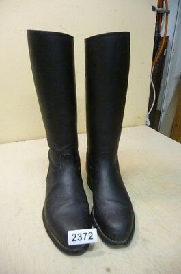 2372. Alte Militärstiefel Stiefel Old Military Leather Boots