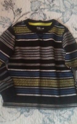 Boys size 3T Long Sleeve Thermal Shirt Epic Threads