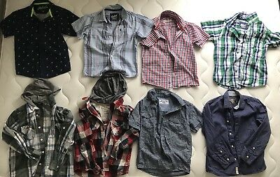 boys bundle 7-8 years Shirts