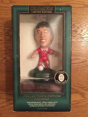 Corinthian Headliners Xl Figure In Unopened Box Robbie Fowler Liverpool
