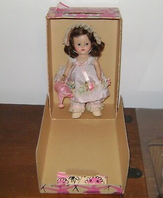 Vogue Ginny MISTRESS MARY IN BOX ALL ORIGINAL 1953?? CUTE!  Free Shipping!