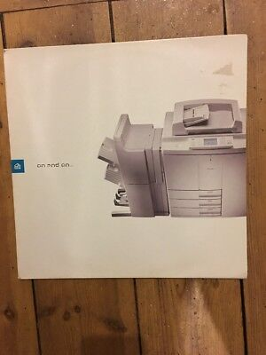 Sub Static Records - On And On...2xLP 2002 (Warp)